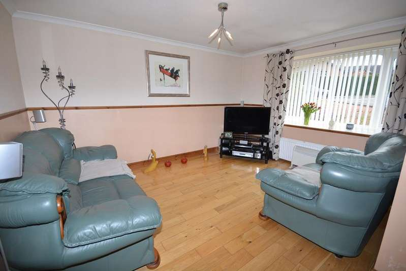 2 Bedrooms Detached Bungalow for sale in Andrew Lundie Place, Galston, KA4