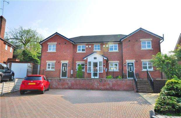 2 Bedrooms Apartment Flat for sale in West Bank, Abbots Park, Chester