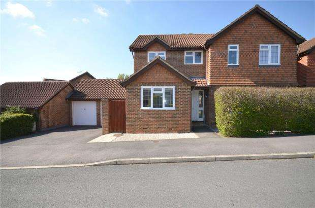 4 Bedrooms Detached House for sale in Yorkshire Place, Warfield, Bracknell