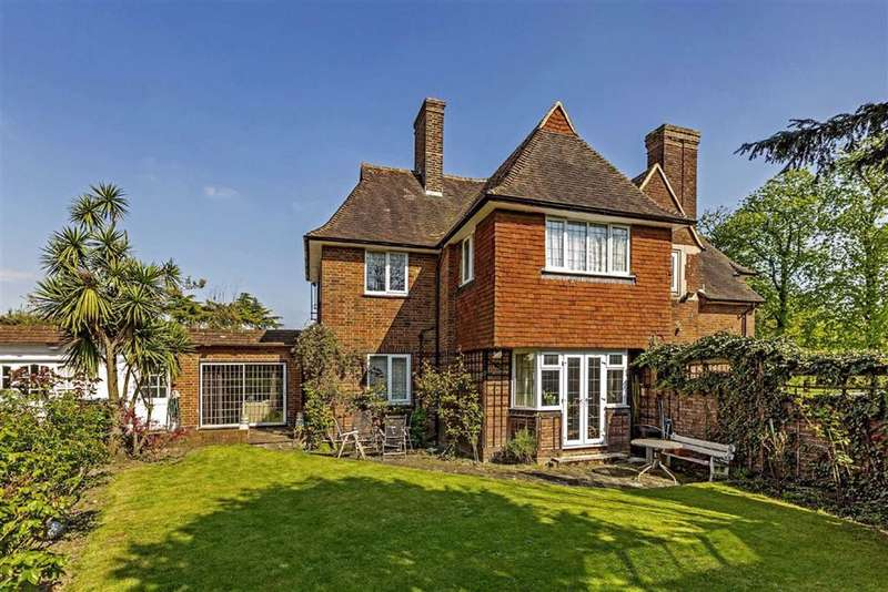 4 Bedrooms Detached House for sale in Bedford Hill, Balham