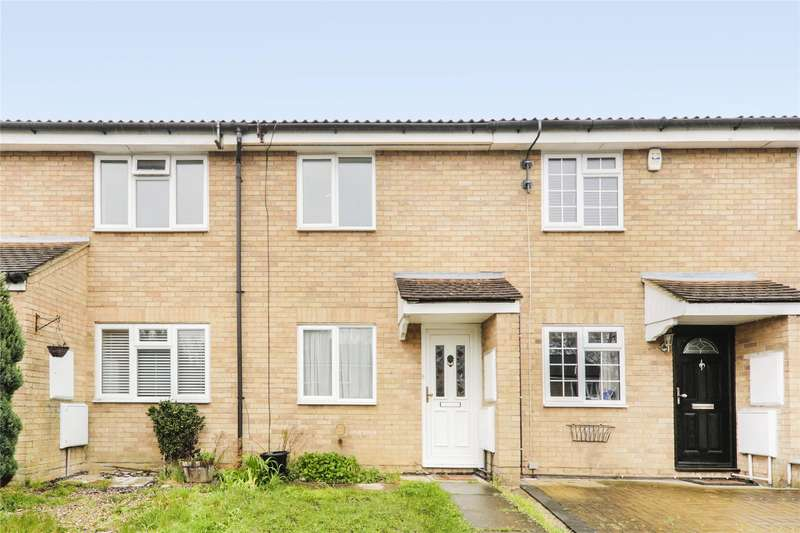 2 Bedrooms Terraced House for sale in Appletree Way, Owlsmoor, Sandhurst, Berkshire, GU47