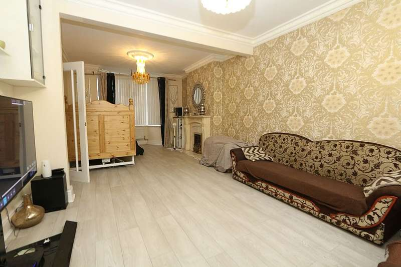 3 Bedrooms Terraced House for sale in Westbourne Road, Bedford, Bedfordshire, MK40 4LB