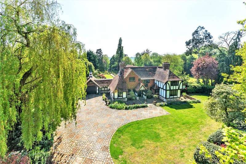 4 Bedrooms Detached House for sale in Thorpe Park Lane, Thorpe-le-Soken, Clacton-on-Sea, Essex, CO16