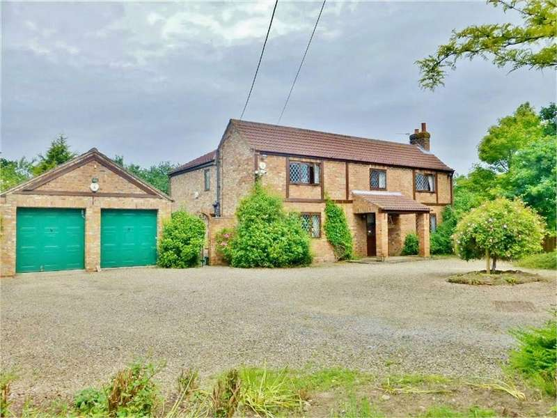 4 Bedrooms Detached House for sale in Main Street, Thorganby, York