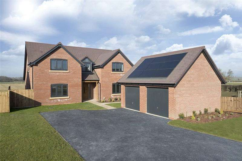 4 Bedrooms Detached House for sale in Manor Fields, Bishampton, Worcestershire, WR10
