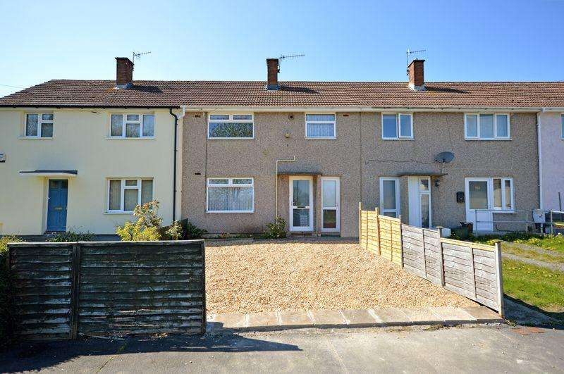 3 Bedrooms Terraced House for sale in Keble Avenue, Bristol