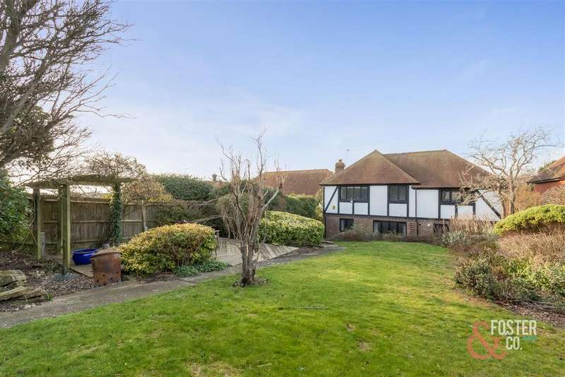 4 Bedrooms Detached House for sale in Dean Court Road, Rottingdean, Brighton