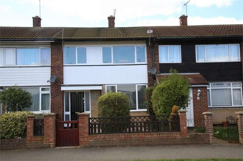3 Bedrooms Terraced House for sale in Humber Way, Slough, SL3