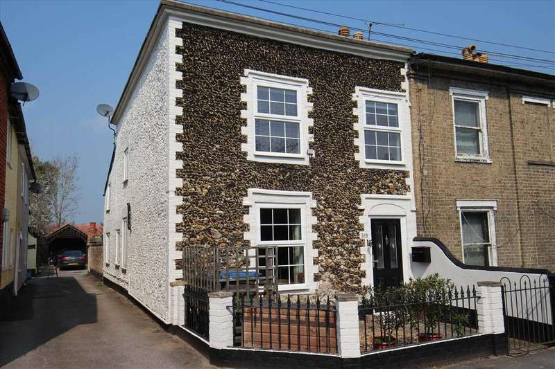 3 Bedrooms End Of Terrace House for sale in High Street, Wickham Market, Woodbridge