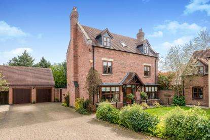 6 Bedrooms Detached House for sale in Ivy House, Fairview Court, Wheaton Aston, Staffordshire