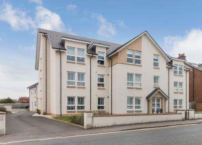 2 Bedrooms Flat for sale in Maryborough Gait, Ayr Road