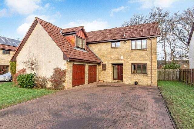 5 Bedrooms Detached House for sale in Carrick Gardens, Livingston, Livingston