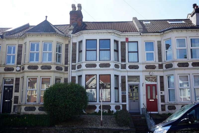3 Bedrooms Terraced House for sale in Newbridge Road, St Annes, Bristol