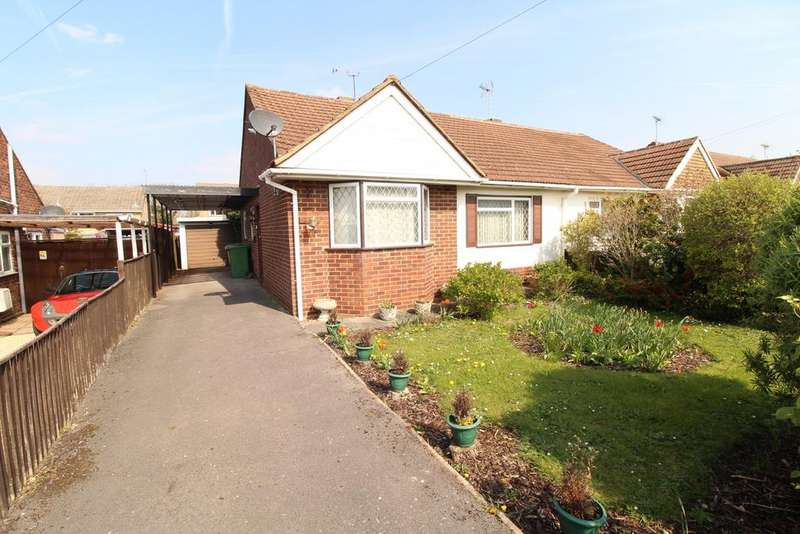 2 Bedrooms Semi Detached Bungalow for sale in Winton Road, Reading