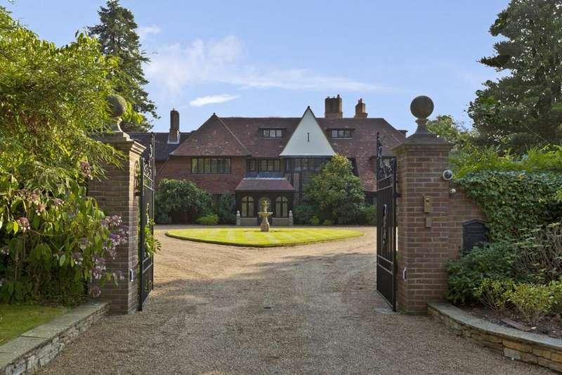 6 Bedrooms Village House for rent in PENTLANDS, HORSESHOE RIDGE, ST GEORGE'S HILL, WEYBRIDGE, SURREY, KT13