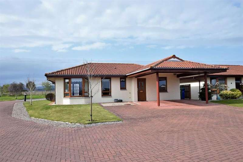 2 Bedrooms Detached Bungalow for sale in Highland Park, Invergordon, Ross-shire