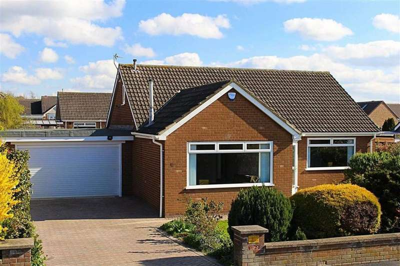 3 Bedrooms Detached Bungalow for sale in Tewkesbury Avenue, Marton