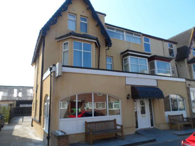 Hotel Commercial for sale in Alexandra Road, BLACKPOOL, FY1 6BU