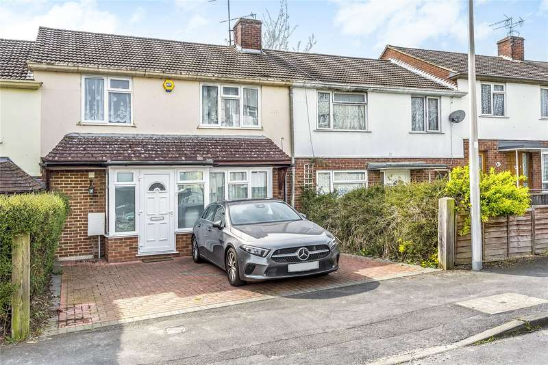 3 Bedrooms Terraced House for sale in Lesford Road, Reading, Berkshire, RG1