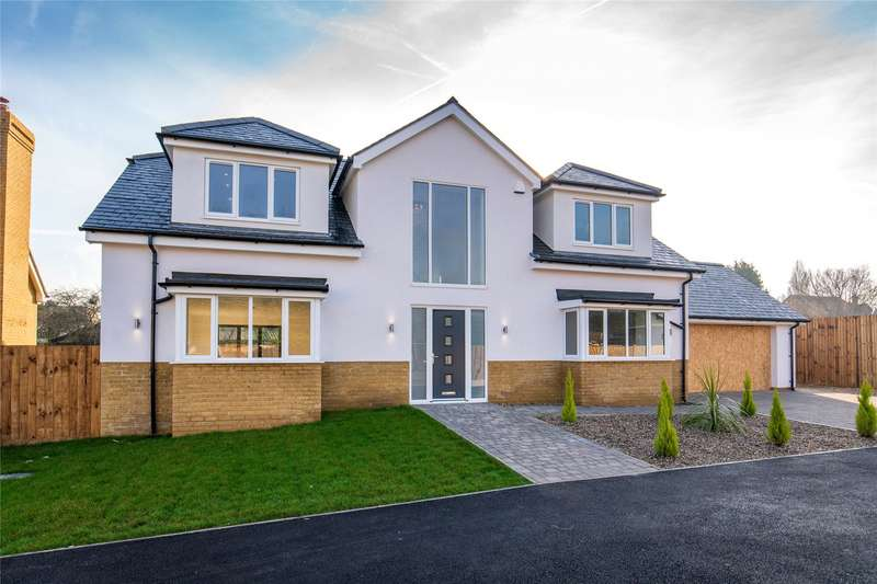 5 Bedrooms Detached House for sale in Hutton Grange, North Drive, Hutton, Brentwood, Essex