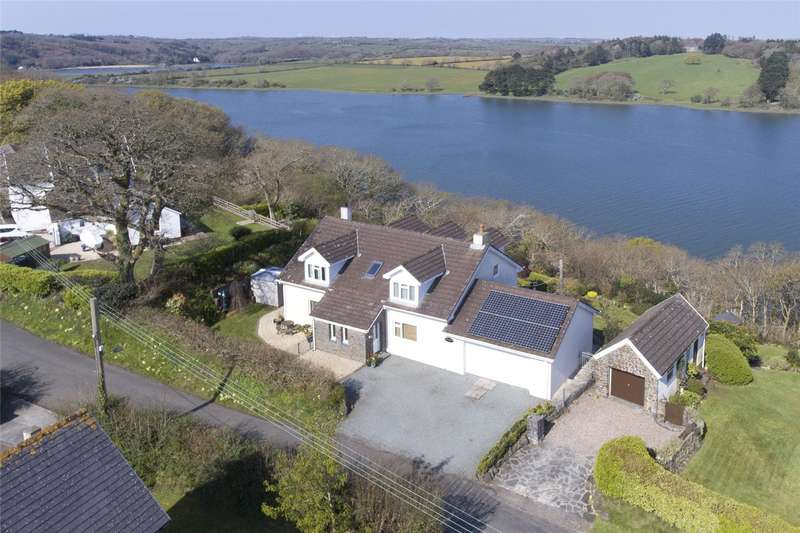 5 Bedrooms Detached Bungalow for sale in Tides Reach, Lower Quay Road, Hook, Haverfordwest