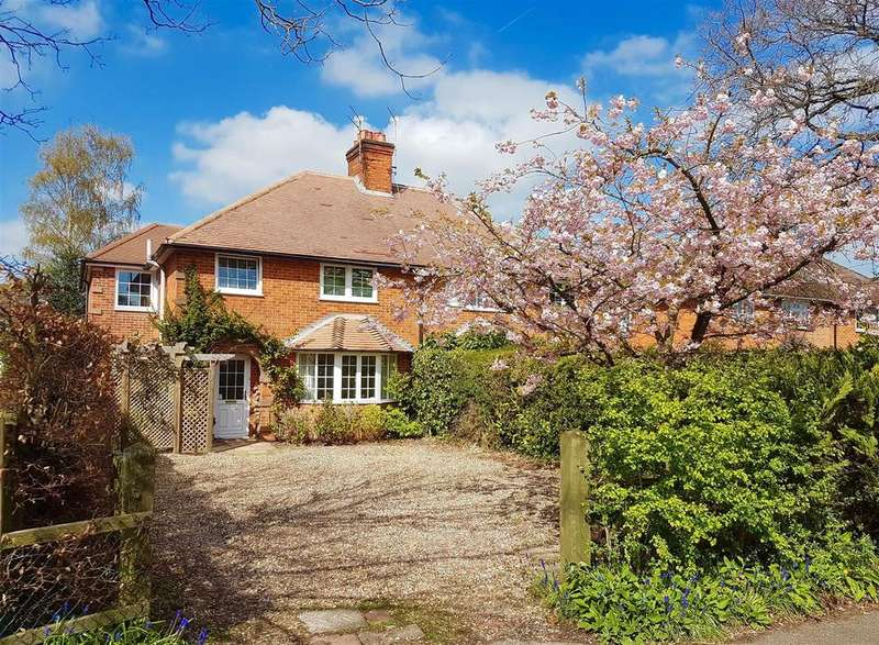 4 Bedrooms House for sale in Andover Road, Newbury