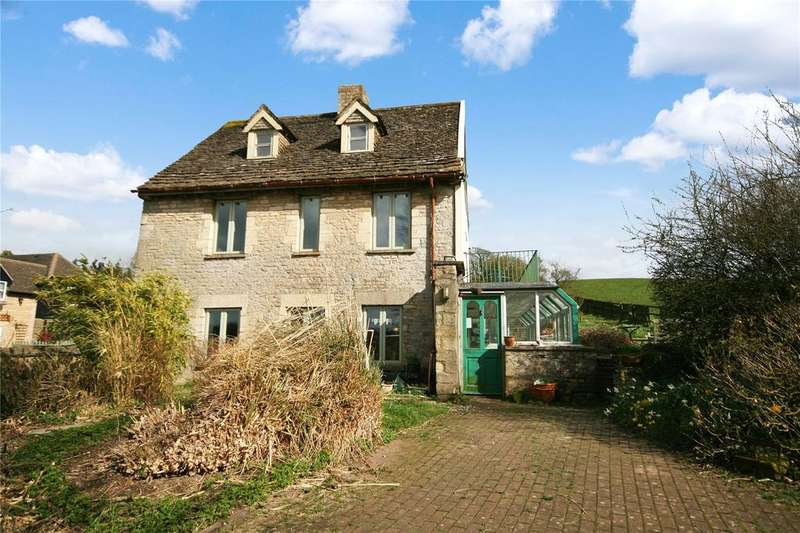 5 Bedrooms Detached House for sale in Cirencester Road, Birdlip, Gloucester, GL4