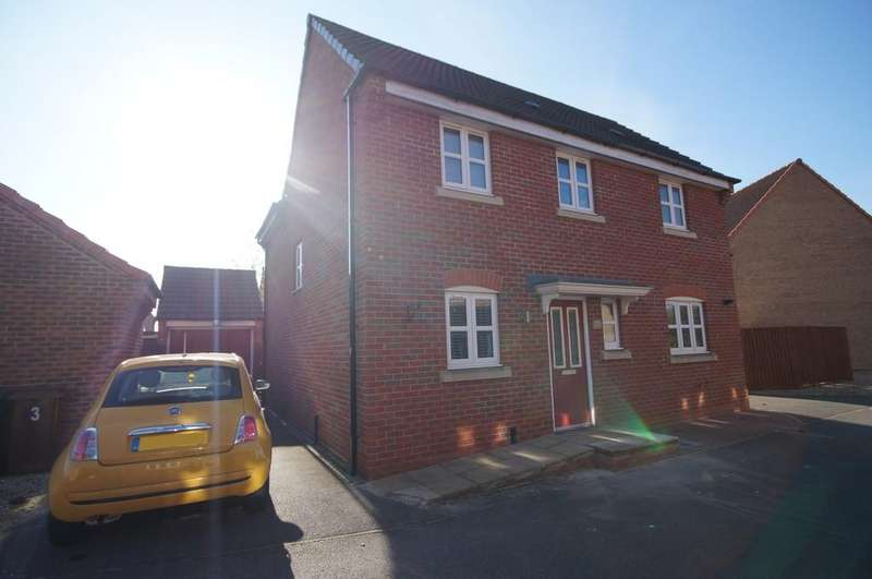 4 Bedrooms Detached House for sale in Maximus Road, North Hykeham, Lincoln