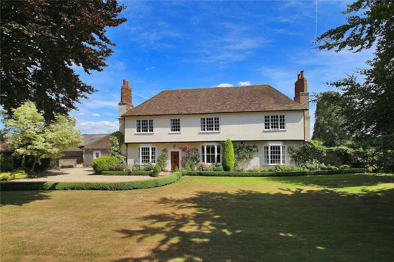 6 Bedrooms Detached House for sale in Throwley, Faversham, Kent, ME13