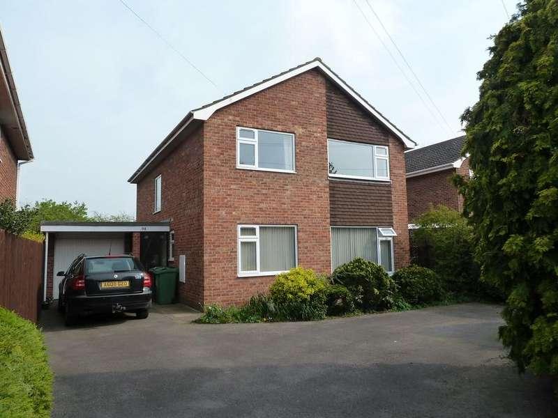 5 Bedrooms Detached House for sale in Bradley Close, Longlevens, Gloucester, GL2