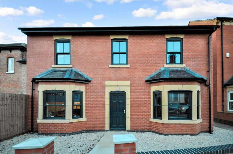 2 Bedrooms Apartment Flat for sale in Asfordby Road, Melton Mowbray, Leicestershire
