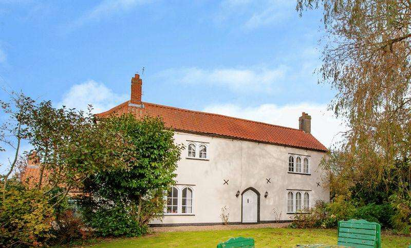 4 Bedrooms Detached House for sale in Main Street, Ewerby, Sleaford