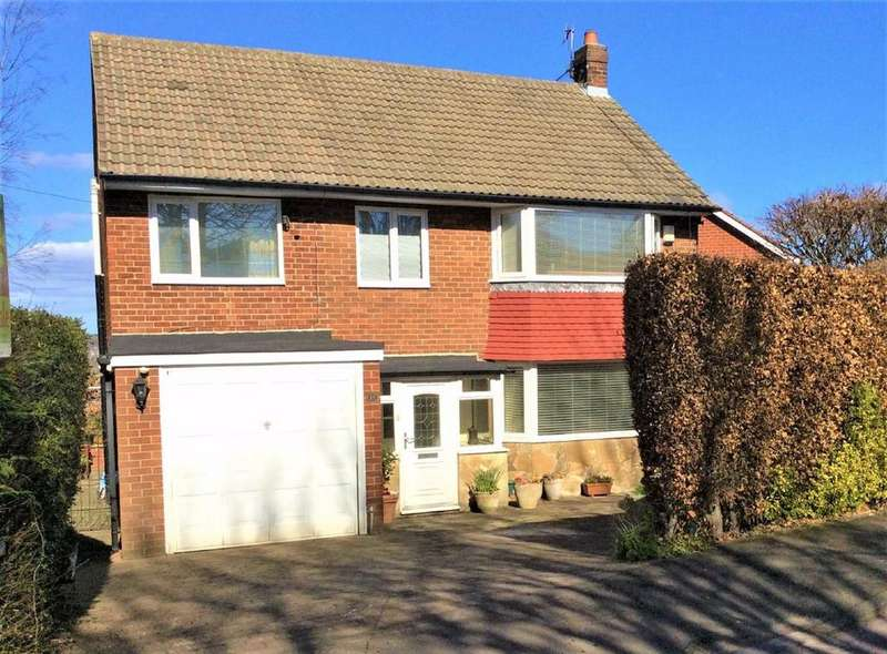 5 Bedrooms Detached House for sale in Orchard Road, Whickham, Newcastle Upon Tyne