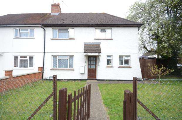 3 Bedrooms Semi Detached House for sale in Norden Road, Maidenhead, Berkshire