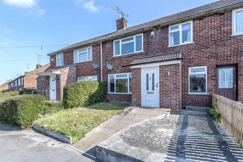 3 Bedrooms Terraced House for sale in Rodway Road, Tilehurst, Reading, Berkshire, RG30