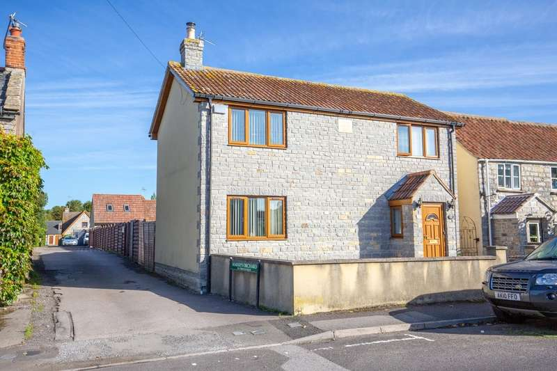 4 Bedrooms Detached House for sale in West End, Street