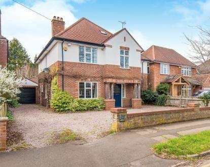 4 Bedrooms Detached House for sale in Westwood Park Road, Peterborough, Cambridgeshire