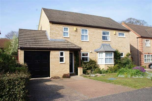 2 Bedrooms Property for sale in Deep Spinney, Biddenham