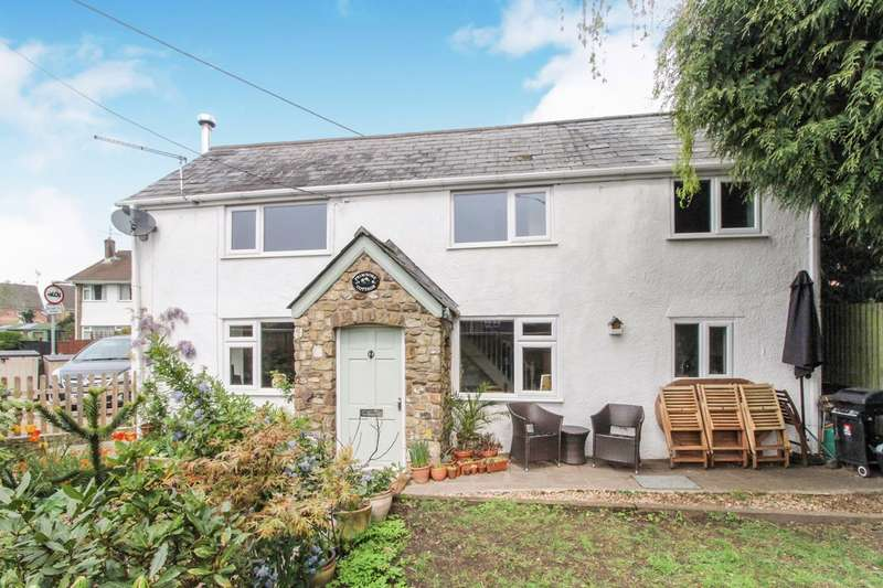 3 Bedrooms Cottage House for sale in Ponthir, Newport, NP18