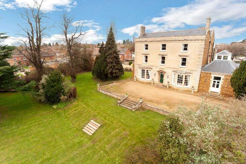 8 Bedrooms House for sale in The Avenue, Wellingborough, Northamptonshire, NN8
