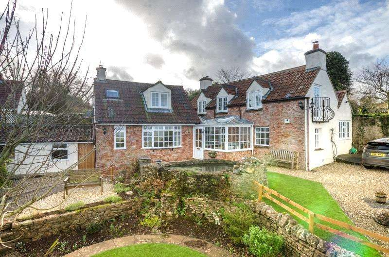 3 Bedrooms Detached House for sale in The Wrangle, Compton Martin, Bristol, North Somerset, BS40