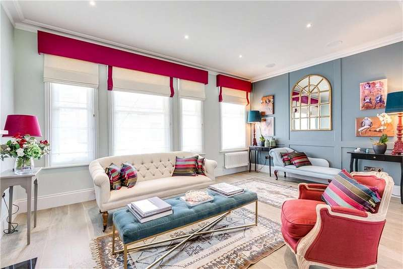 3 Bedrooms Flat for sale in Edith Grove, London, SW10