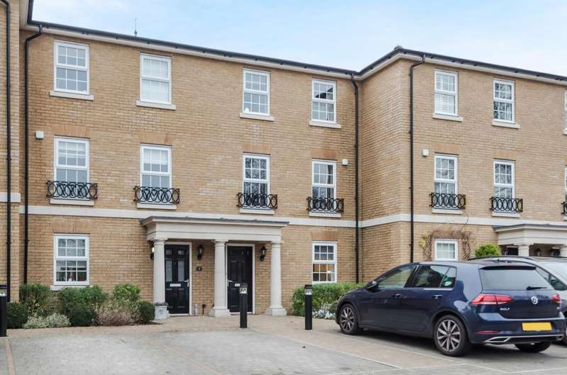 5 Bedrooms Town House for sale in Park Road Beckenham BR3