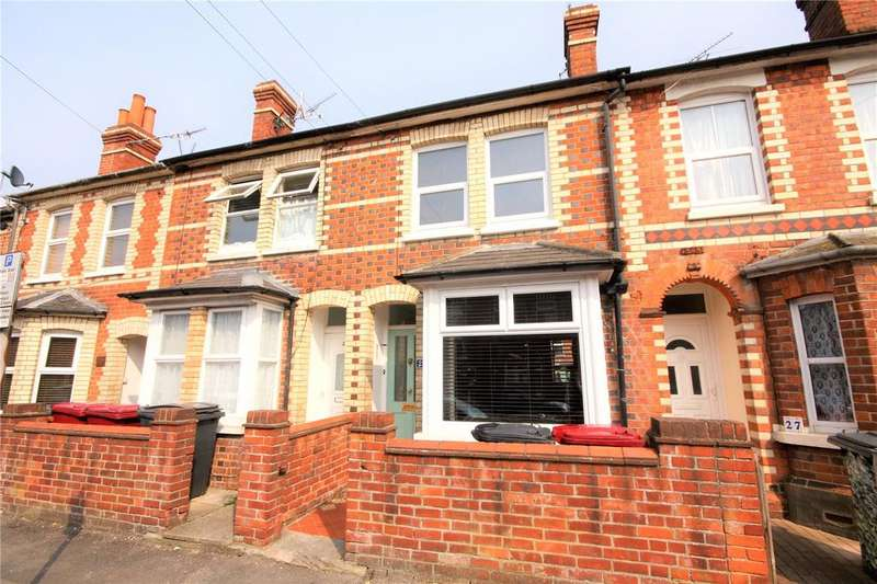 3 Bedrooms Terraced House for sale in Kensington Road, Reading, Berkshire, RG30