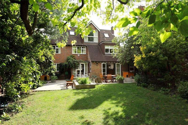 5 Bedrooms Detached House for sale in Church Hill, Wimbledon, SW19