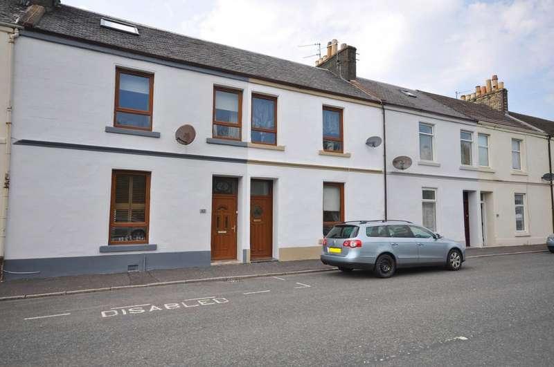 3 Bedrooms Terraced House for sale in 60 Glendoune Street, Girvan KA26