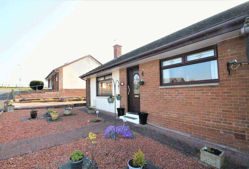 2 Bedrooms Bungalow for sale in Kings Way, Cumnock
