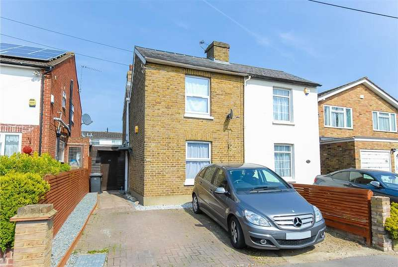 2 Bedrooms Semi Detached House for sale in Chalvey Grove, Cippenham