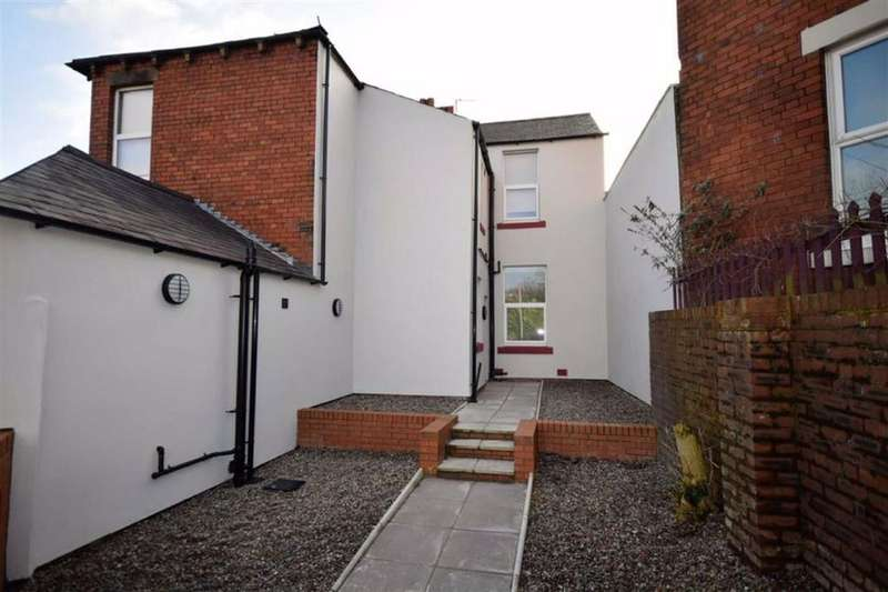 4 Bedrooms End Of Terrace House for sale in Ashley Street, Carlisle, Carlisle