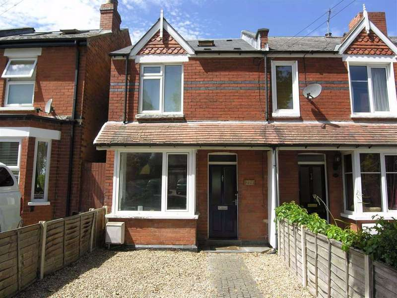 3 Bedrooms End Of Terrace House for sale in Old Bath Road, Leckhampton, Cheltenham, GL53